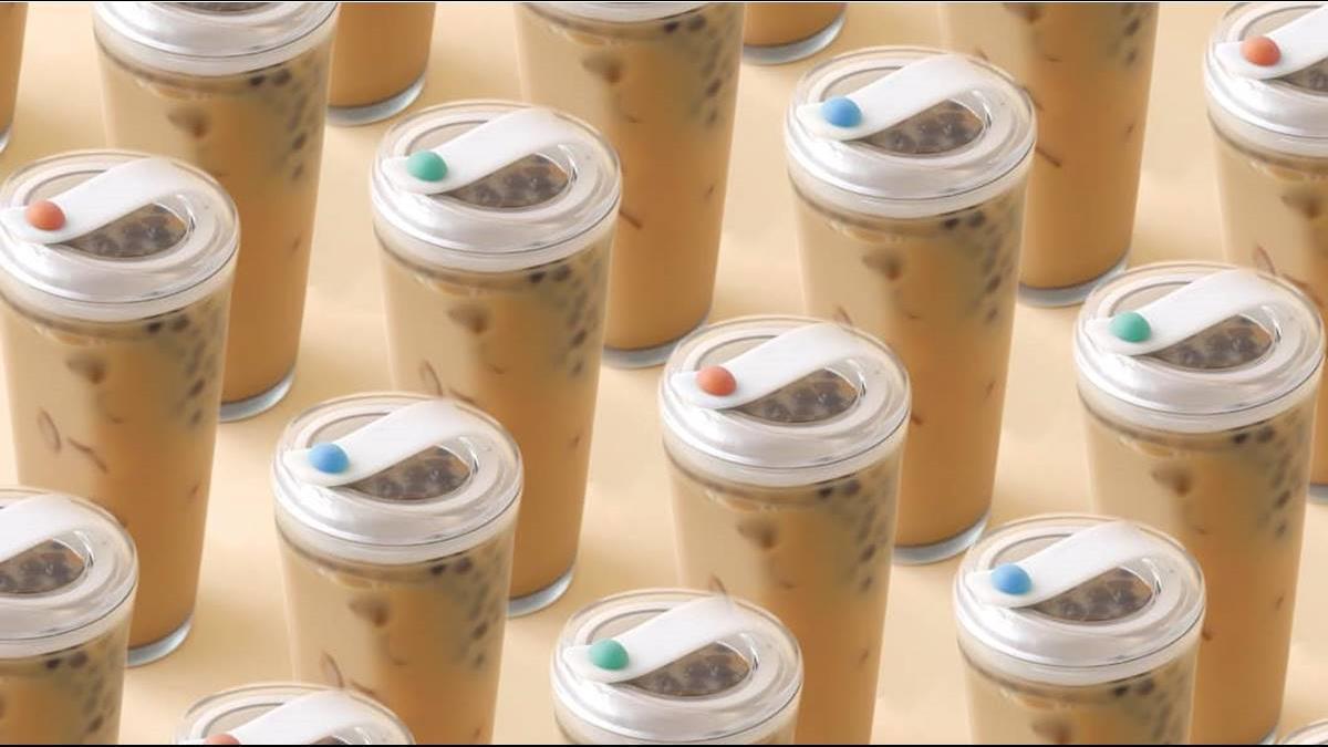 免吸管也能輕鬆喝珍奶!這杯子一天破260萬訂單