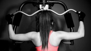 健美女憋尿訓練肌肉!膀胱下垂…私處大感染