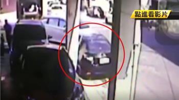 通緝犯拒攔查開車衝撞 苗栗警連開兩槍