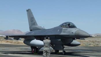 美國會議員證實 白宮推進對台軍售F-16戰機計畫