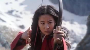 劉亦菲支持港警!網怒吼:抵制花木蘭電影