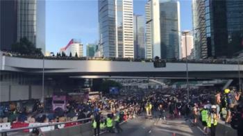 香港反送中接力抗爭!今三場遊行 明民陣繼續