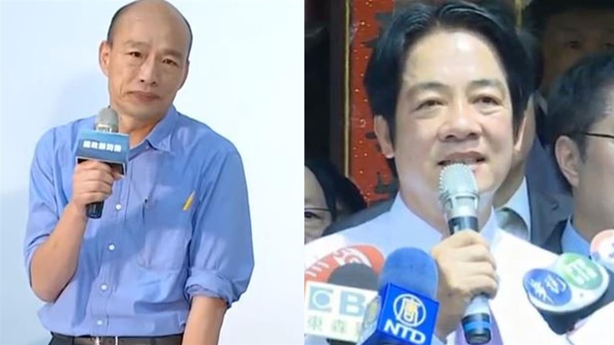 韓國瑜轟遭監控 黨政人士曝:賴清德這樣被幹掉