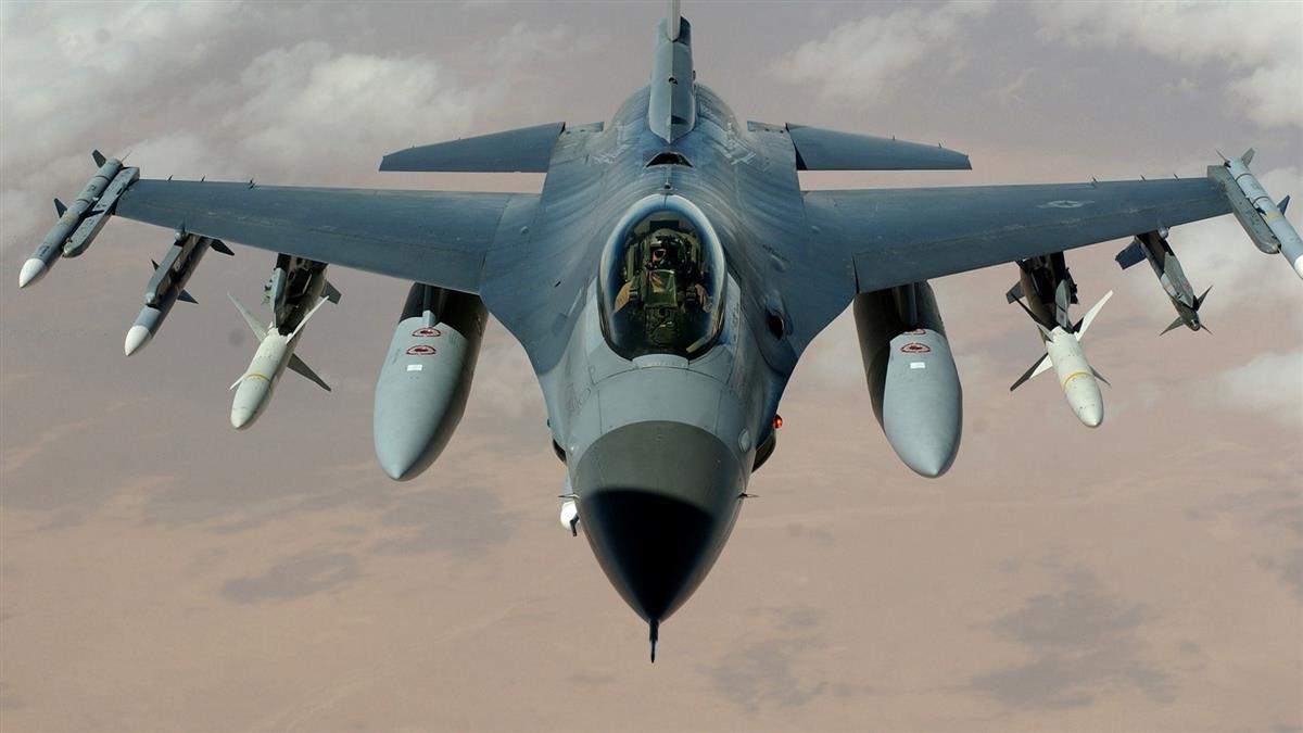 總價2500億!川普證實批准F-16V戰機售台