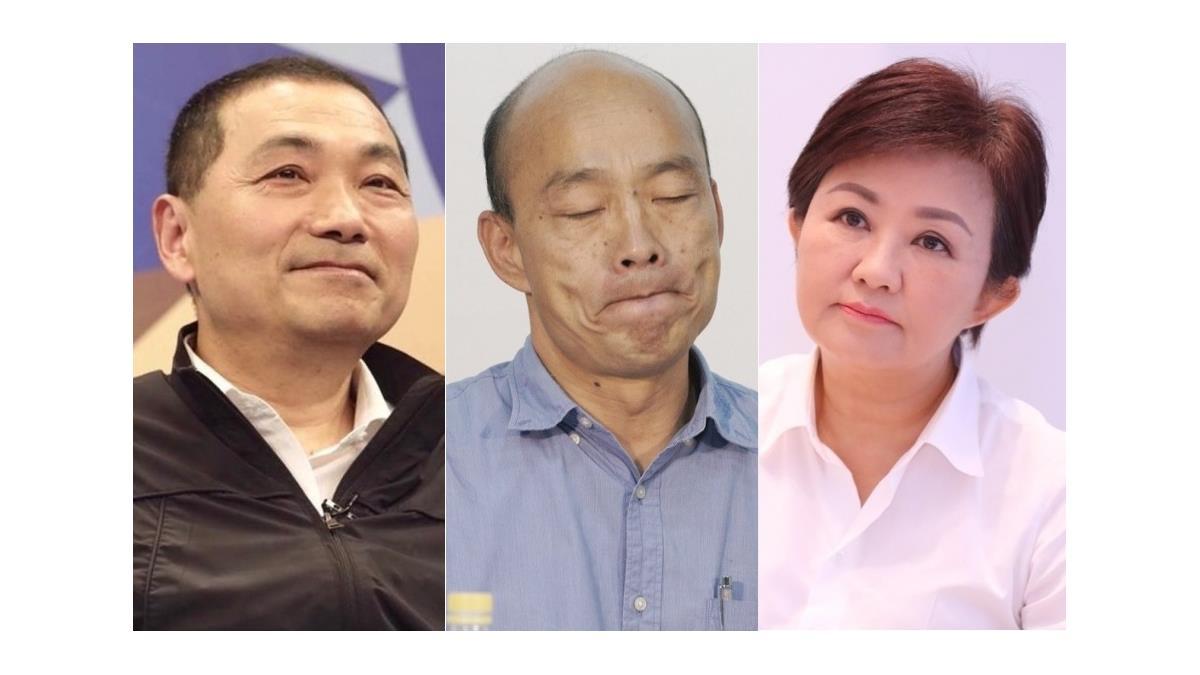 不幫韓國瑜就是矯情?國民黨遭批無心團結