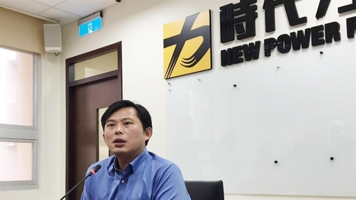 黃國昌不選汐止區域立委 改推辦公室主任應戰