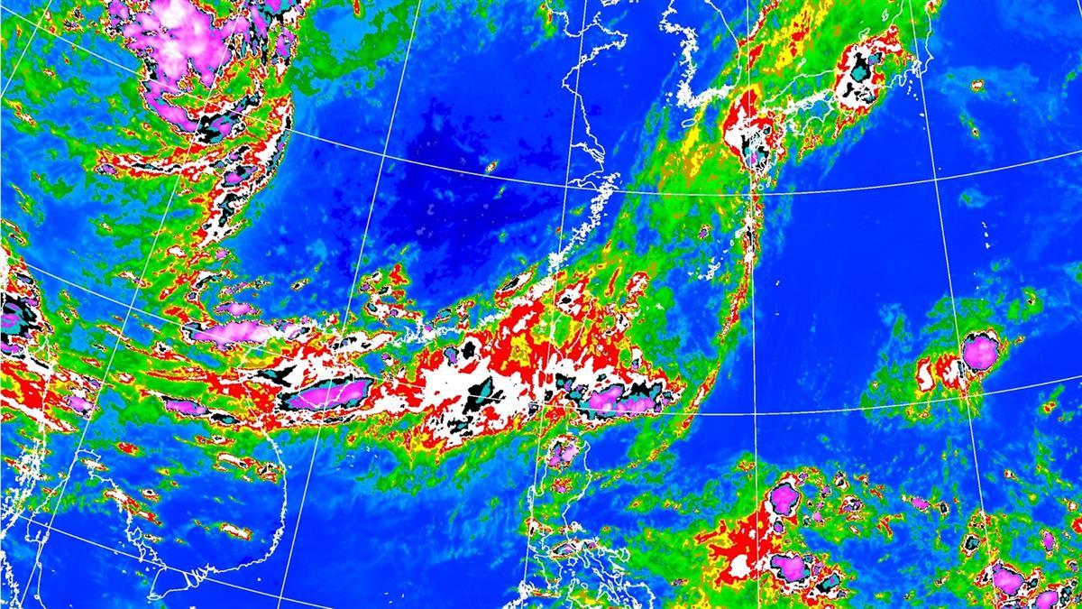 雨彈夜襲!氣象局發11縣市大雨特報 台中防豪雨