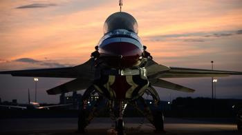 空軍27年後再獲新戰機  66架F-16V戰力強