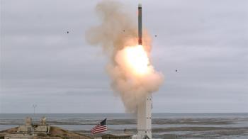 退出INF數週 美隨即試射中程巡弋飛彈