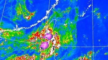 7縣市大雨特報!白鹿颱風最快今生成 周末最接近台灣