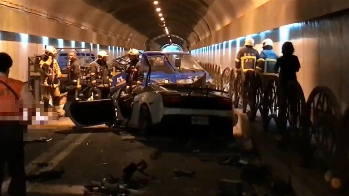 富少隧道飆速釀2死3傷 天價賠償金曝光!