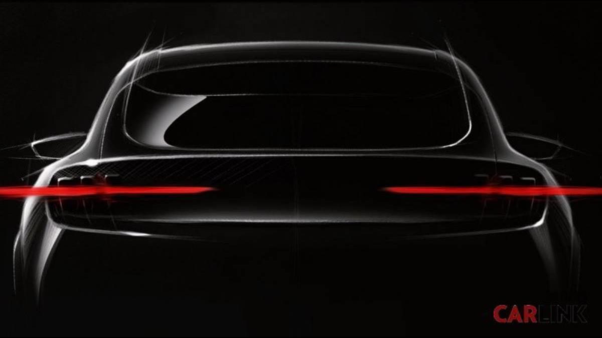 Ford首款純電SUV將問世! 官方曝光將在11月露面