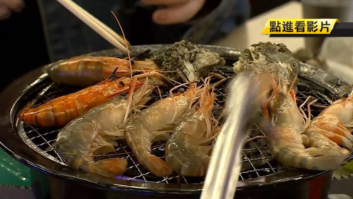 大雨染病!白蝦減產3成 中秋烤肉恐飆漲