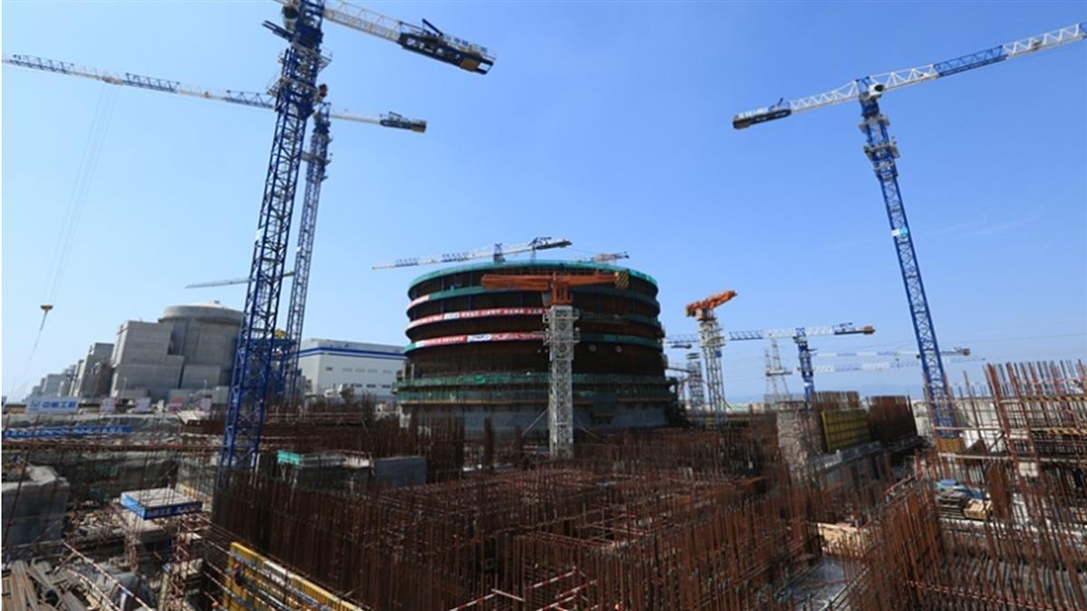 大陸在運核電機組47台  排名全球第3