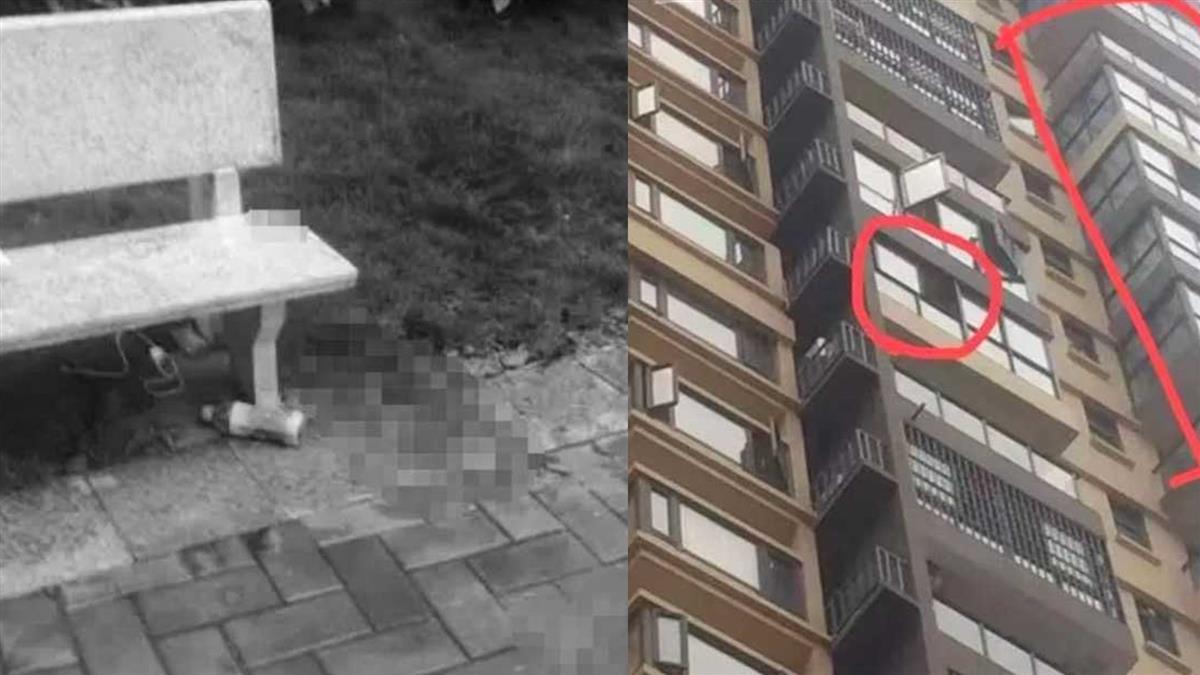15樓玻璃直墜!5歲童爆頭噴血 媽目睹崩潰痛哭