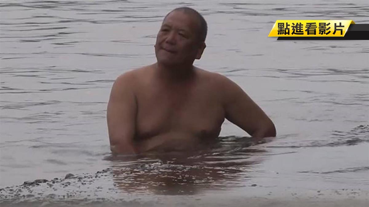 醉男颱風天跳海!直闖西子灣航道  下場悲劇了