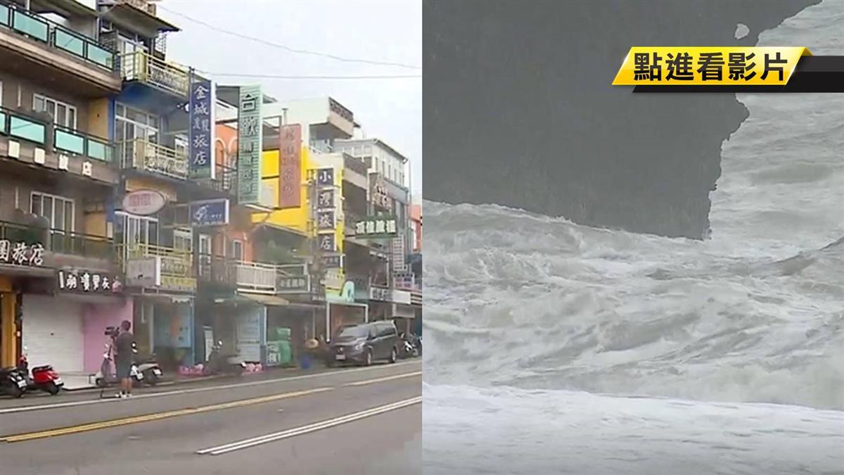颱風退房率超過5成!墾丁業者哀嚎