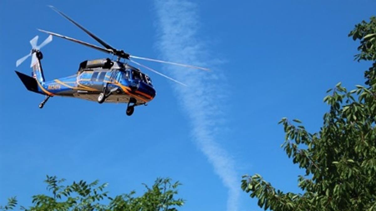 西班牙直升機與輕型飛機空中相撞 7人喪命