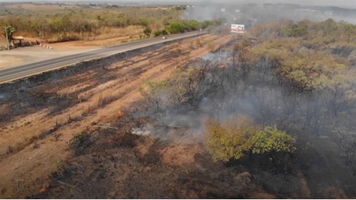 G7金援亞馬遜滅火 巴西總統質疑背後意圖