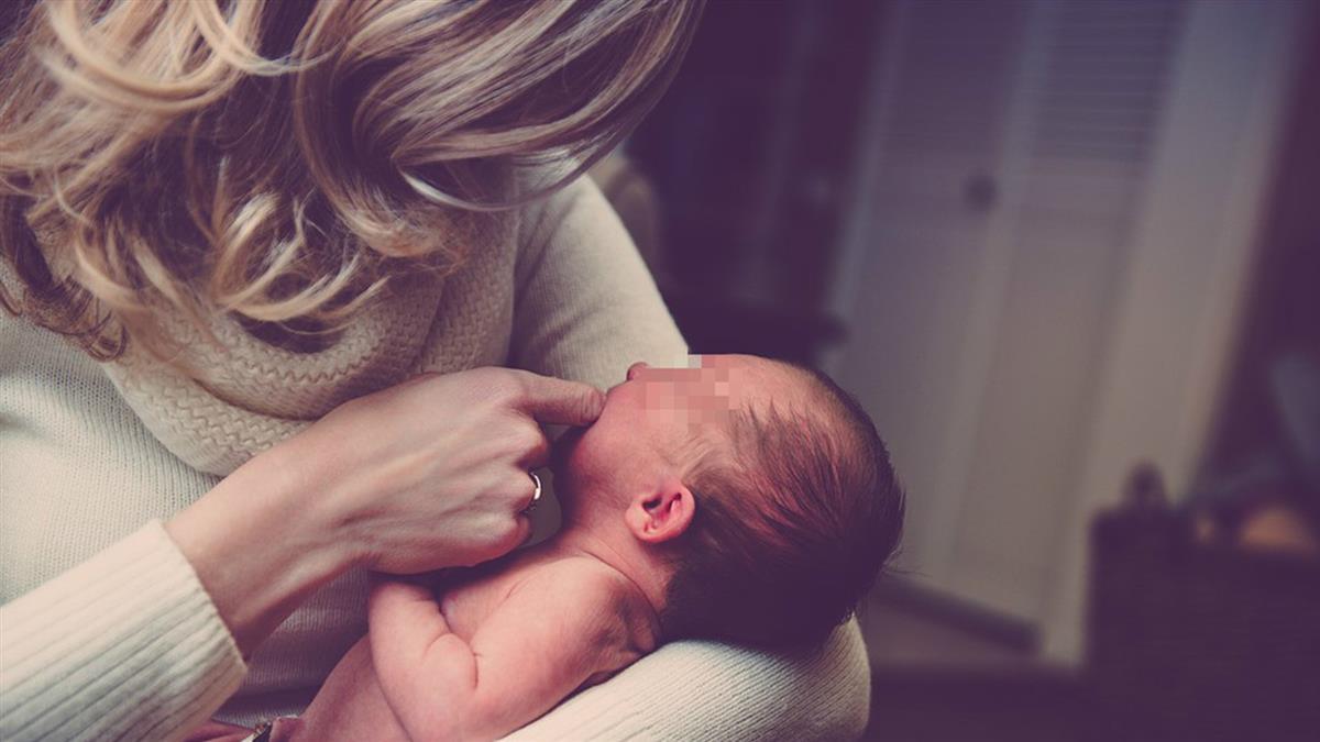 只餵素食!19個月女嬰暴瘦僅4KG 爸媽下場曝光