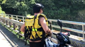 1年前姊溺斃…6歲童烏來溪邊失蹤 父含淚搜救
