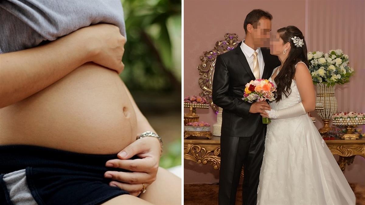懷孕不准去妹婚禮 她痛罵迷信!網曝可怕下場