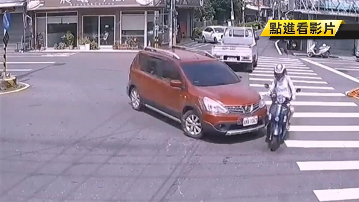 枋寮瘋狂路口!農曆七月連發生三起車禍