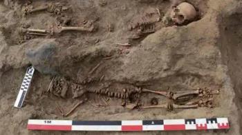 最慘肉體獻祭!祕魯挖出227具童屍…最小僅4歲