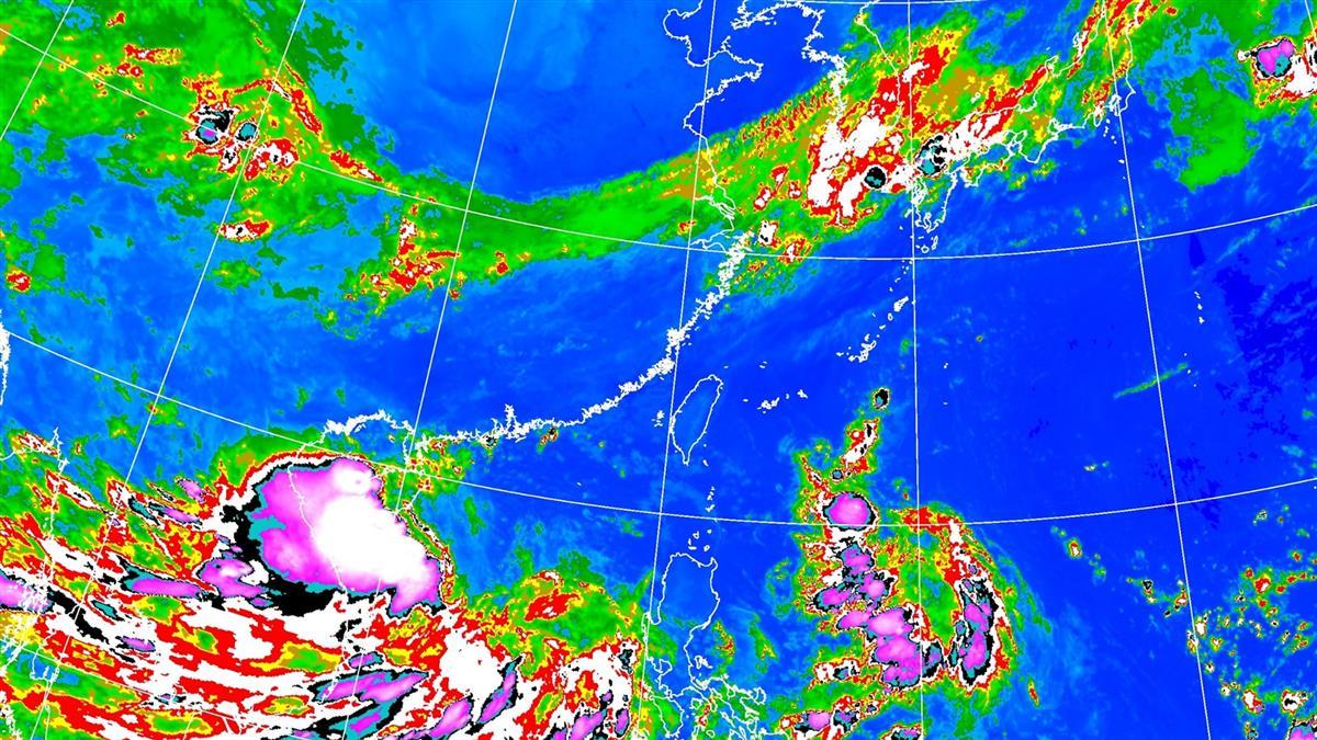 變天!全台防午後大雷雨 第13號颱風下周恐生成