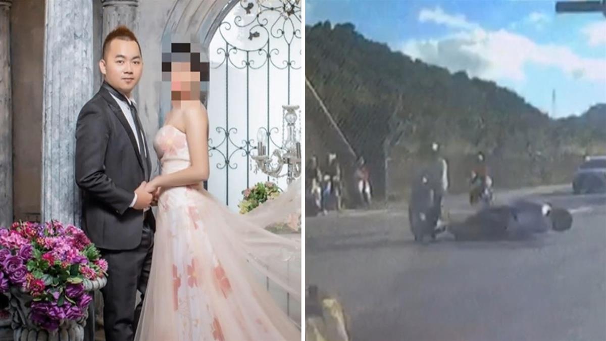 年底要結婚!勇警追毒犯殉職 交往10年女友淚崩
