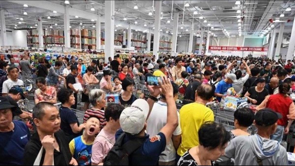 上海好市多價格差很大!? 陸網友靠這招爽賺5萬