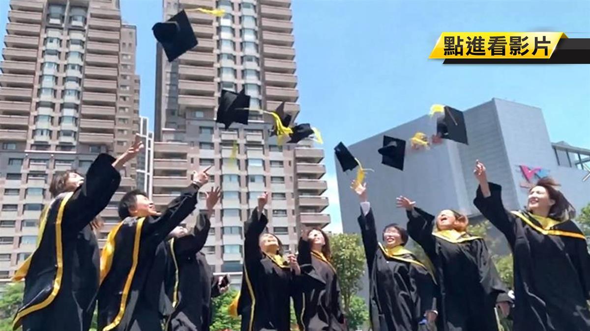 學士起薪比專科生低!5年後增幅最多
