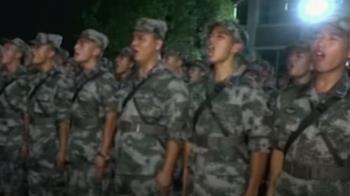 反送中敏感時刻 解放軍凌晨入港「換防」