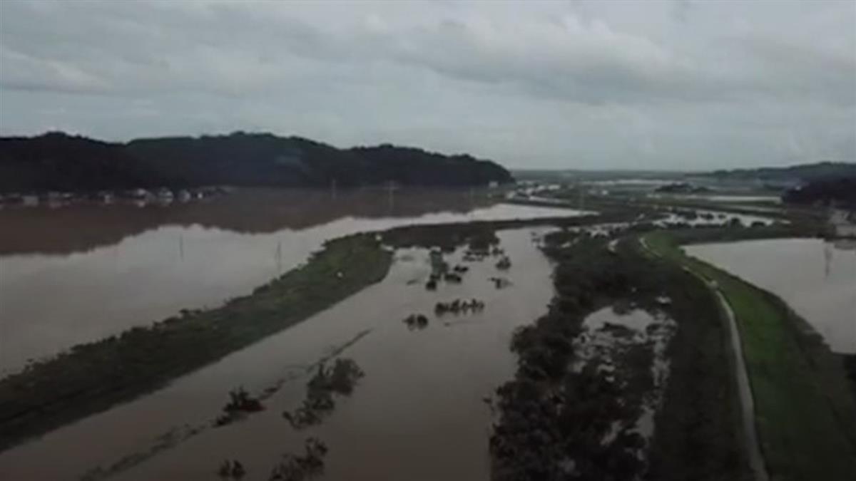 九州破紀錄大雨 佐賀醫院180人遭洪水圍困