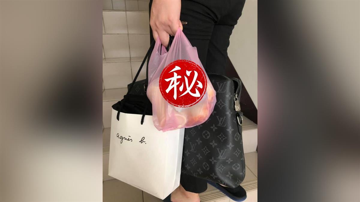 同事買早餐…塑膠袋藏亮點 網笑:秒變名牌包