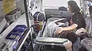女移工不慎打翻「化骨水」噴腿 當晚慘死