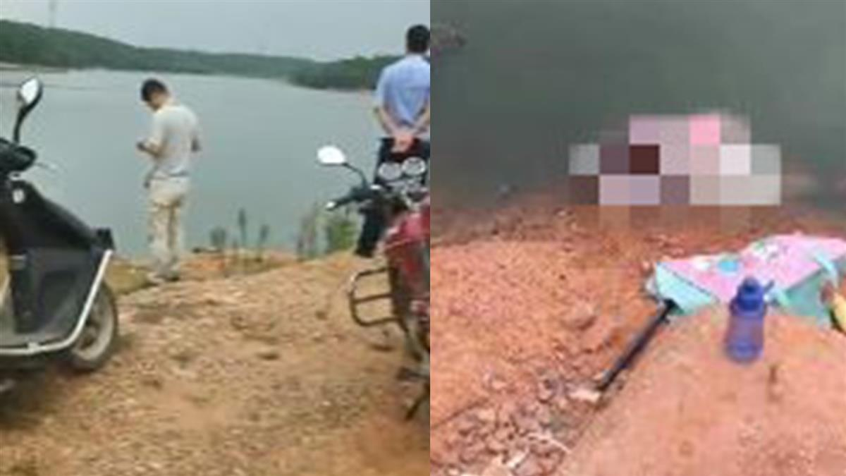 釣到麻布袋…驚見5歲屍!他嚇壞腳抖急報警