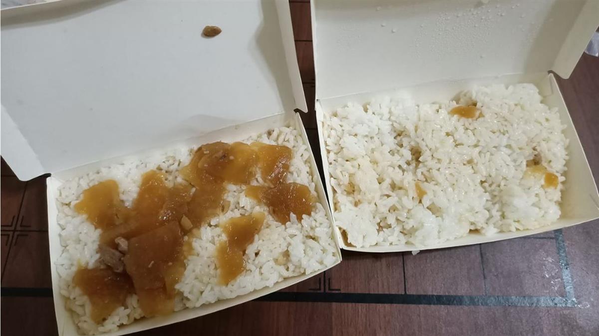 雲林白飯淋肉汁100元!網曝店家用意