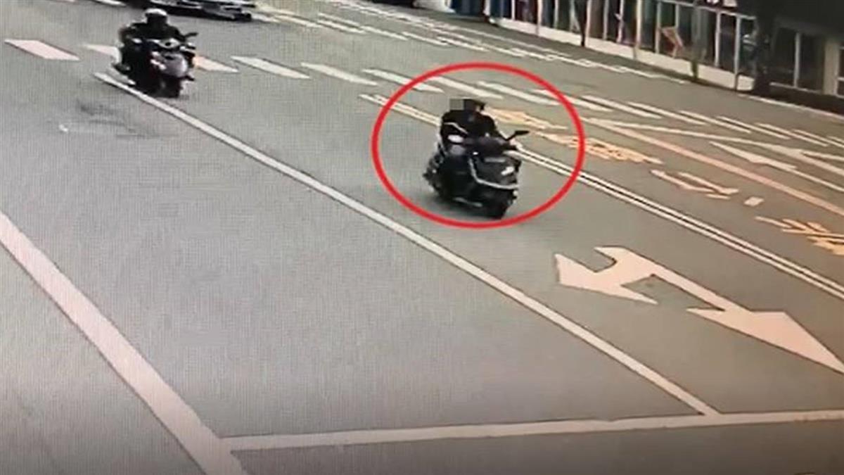 長興材料老董豪宅搶案陷膠著!疑嫌騎車影像曝