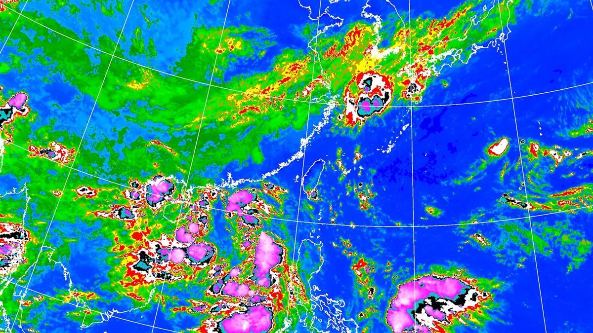 周三變天!2颱風恐接連生成 模擬路徑曝光