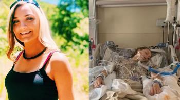 抽電子菸3年!18歲女昏迷4天 醫驚見肺全白點