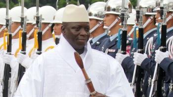 黑幕曝光!甘比亞前總統賈梅 殘殺記者、外國人
