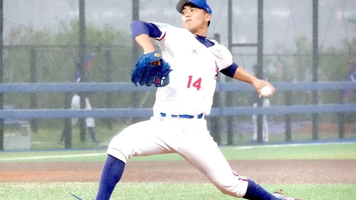 U18王彥程找回信心 連兩年國際賽率中華贏日本