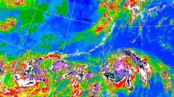 玲玲恐變中颱!氣象局曝2觀察重點 嚴防午後雷雨