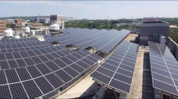 綠電出頭天!太陽能發電量一度超過核二廠
