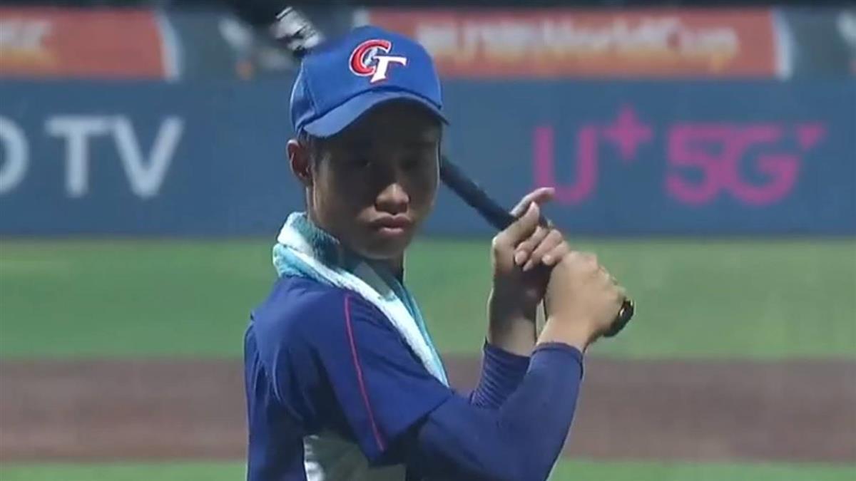 U18陳志杰4局飆8K  中華隊扣倒南非晉複賽