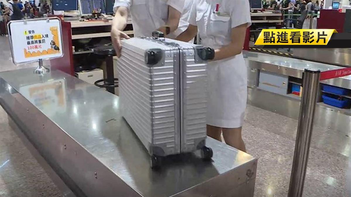 3天內3起!旅客帶含豬肉陸月餅入境 各罰20萬