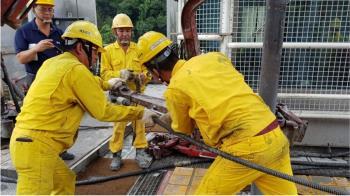 中油教育訓練工安意外 新進女鑽井工喪命