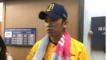 王威晨職棒第5年敲生涯首轟 球隊逆轉更開心