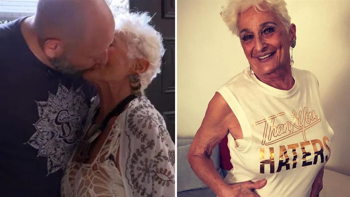 8個月啪50男!83歲爆乳嬤激戰19歲鮮肉